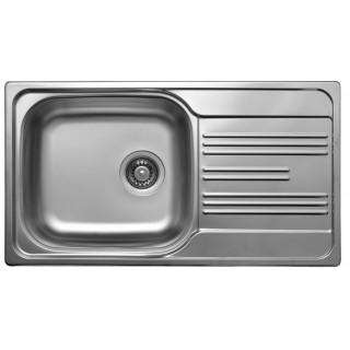 Kuchyňský dřez Sinks Colea 780 V 0,6 mm, matný