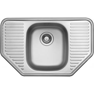 Kuchyňský dřez Sinks Comfort 777 V 0,6 mm, matný