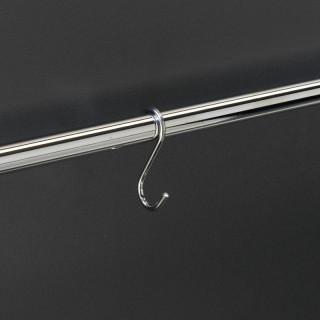 Háček Mivokor HO - C chrom, otevřený 1 ks