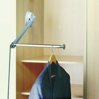 Jednostranná sklopná tyč Mivokor LIFT/P, pravá
