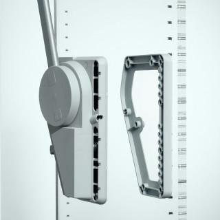 Distanční rámeček pro dvoustrannou sklopnou tyč Mivokor SL/DR - LS, SUPER LIFT