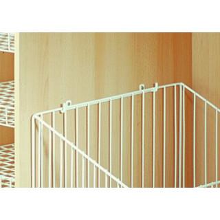 Závěs pro prádelní koše Mivokor PKW - LS stříbrný