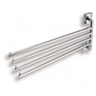 Čtyřramenný držák ručníků Metalia 12 0246.0 Chrom
