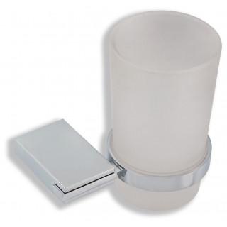 Držák kartáčků a pasty Metalia 9 0906.0 Chrom