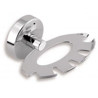 Držák kartáčků a pasty Metalia 11 0144.0 Chrom