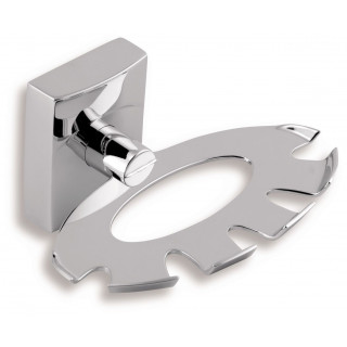 Držák kartáčů a pasty Metalia 12 0244.0 Chrom