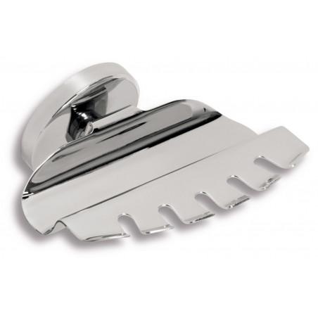 Držák kartáčků a pasty Metalia 1 6174.0 Chrom