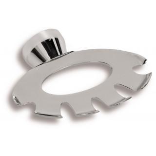 Držák kartáčků a pasty Metalia 3 6373.0 Chrom