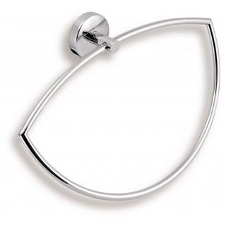Půlkruhový držák ručníků Metalia 11 0103.0 Chrom