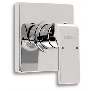 Koupelnová baterie Nobless Sharp 37050.0 Chrom
