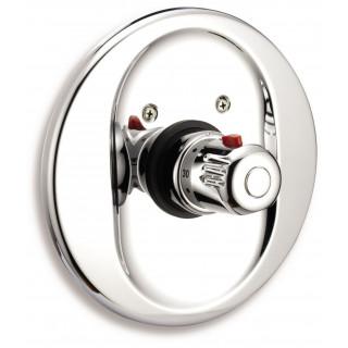 Podomítkový termostat Aquamat 2651.0 Chrom