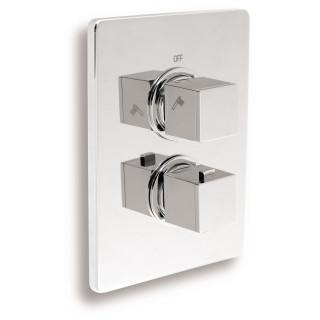 Koupelnová termostatická baterie Aquasave 2850R.0 Chrom