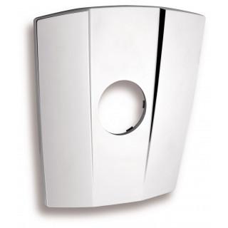 Kryt k podomítkovému boxu Metalia KRYT0050F.0, Trapez