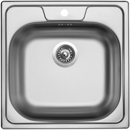 Kuchyňský dřez Sinks Classic 480 V 0,5 mm, matný