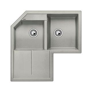 Kuchyňský dřez Blanco Metra 9 E Perlově šedá