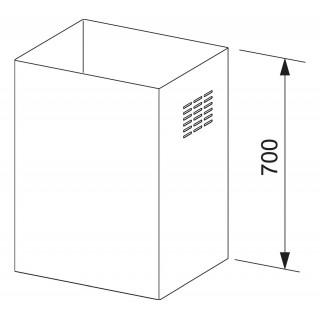 Prodloužení komínku Franke 112.0017.991 (náhradní horní část)