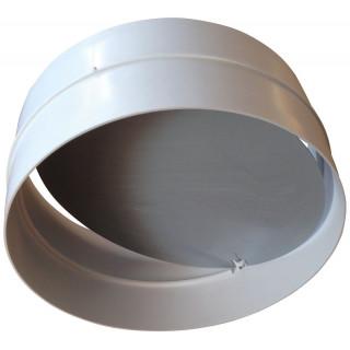 Zpětná klapka Franke 150 mm, s excentrickým středem