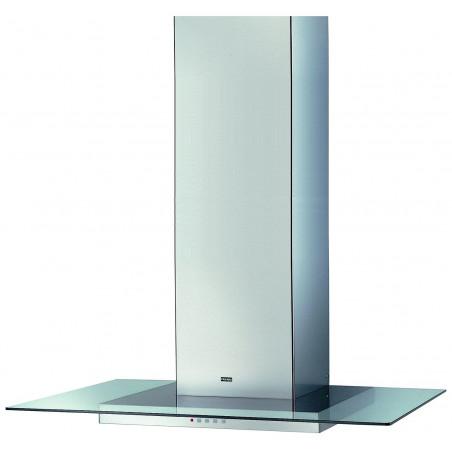 Odsavač par Franke Glass Linear-P FGL 905-P XS, čiré sklo/nerez