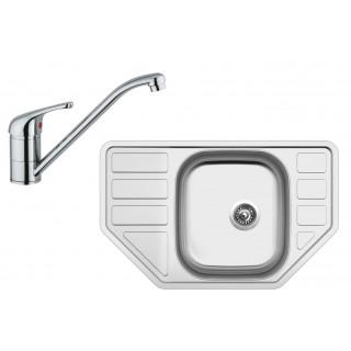 Set Sinks (dřez Corno 770 + baterie Vento 4)
