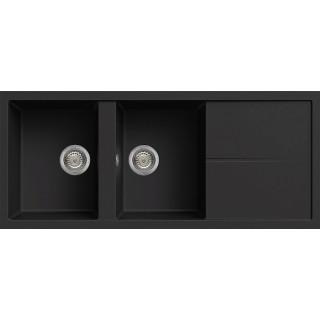 Kuchyňský dřez Elleci Unico 500 Full black G40